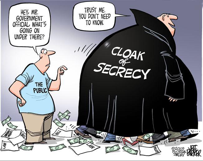 open govt cartoon