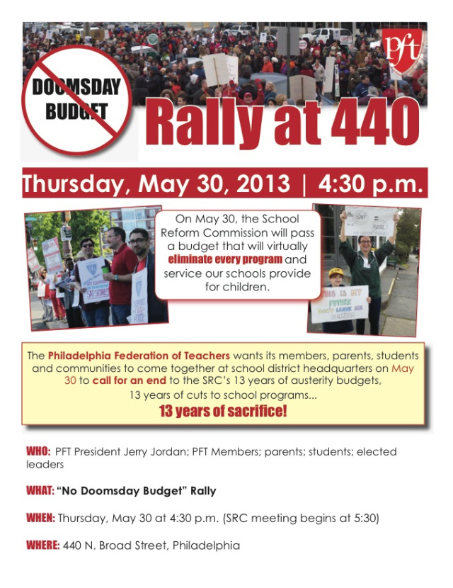 PFT rally-May30