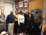 Public safety remains a key aspect of our work. Parents United met with Philadelphia Police Chief Charles Ramsey to address school safety issues and emphasize the need for responsible discipline and student engagement practices by school safety officers.