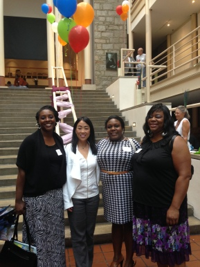 Coast to coast parent activism: Our busysummer!