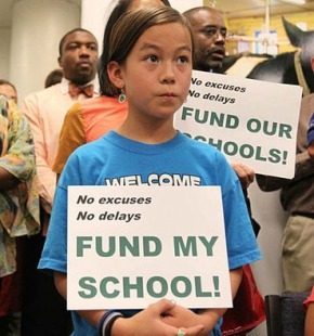 A Willful, Consistent, and Pervasive Underfunding of Our PublicSchools